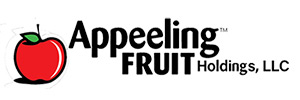 Apeeling fruit logo