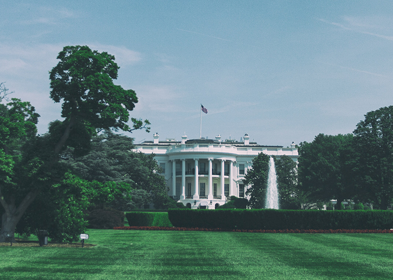 Photo of the whitehouse