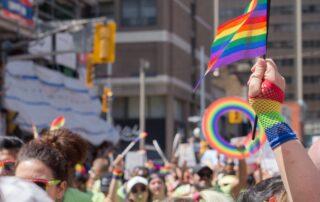 Pride Month Parade