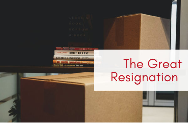 The great resignation